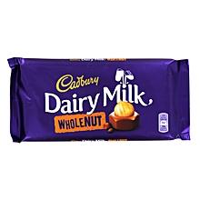 Dairy Milk Whole Nut Chocolate 200 g