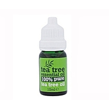 100% Pure Aromatherapy Grade Tea Tree Essential Oil - 10ml  (Unboxed)