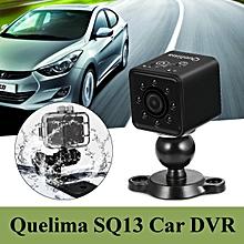 Quelima SQ13 Mini HD 1080P WiFi Car DVR DV Camera Motion Detect Night vision Grey/Red/Black