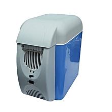 Portable Car Refrigerator 7.5 litre 12 volt - Blue