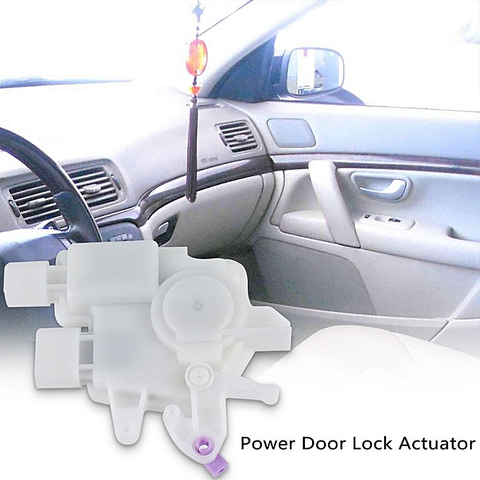 Power Door Lock Actuator For Honda Accord Acura TL TSX Front Left Driver  Side white