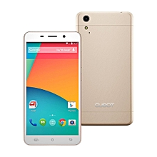 Cubot X9 5inch Android 4.4 2GB RAM + 16GB ROM MTK6592 1.3GHz Eight-core Smartphone Gold