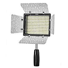 Yongnuo YN160 III LED Adjustable Luminance Photography Video Light Bi-color Temperature 3200K 5500K