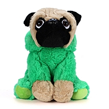 "New 8"" Pug Soft Cuddly toy in Fancy Dress - Super Cute Quality Plush - UK Seller"