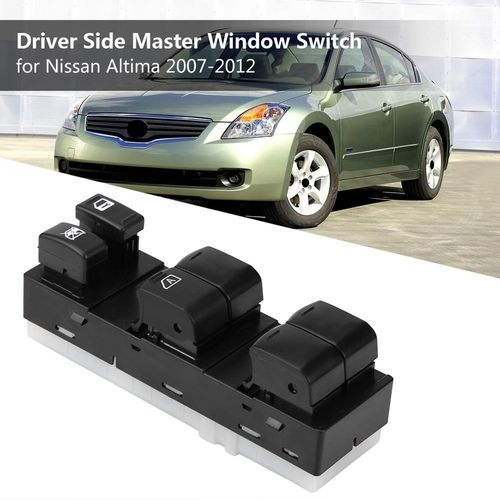 generic new left hand driver side master window switch for nissangeneric new left hand driver side master window switch for nissan altima 2007 2012 25401 zn40a