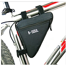 Triangle Bike Bag Front Tube Frame Cycling Bicycle Bags Waterproof MTB Road Pouch Holder Saddle Bicicleta Bike Accessories