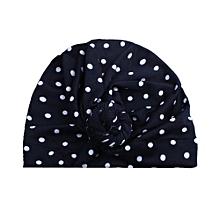 6efff47649f Cute Newborn Toddler Kids Baby Boy Girl Turban Cotton Beanie Hat Winter Warm  Cap