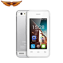 "S9 3G Smartphone Android 4.4 MT6572 2.4"" Ultra-slim Mini Pocket Card Cell Phone"
