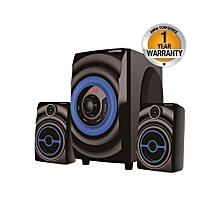 MP-2173 2.1CH Multimedia Subwoofer With Bluetooth -Black.