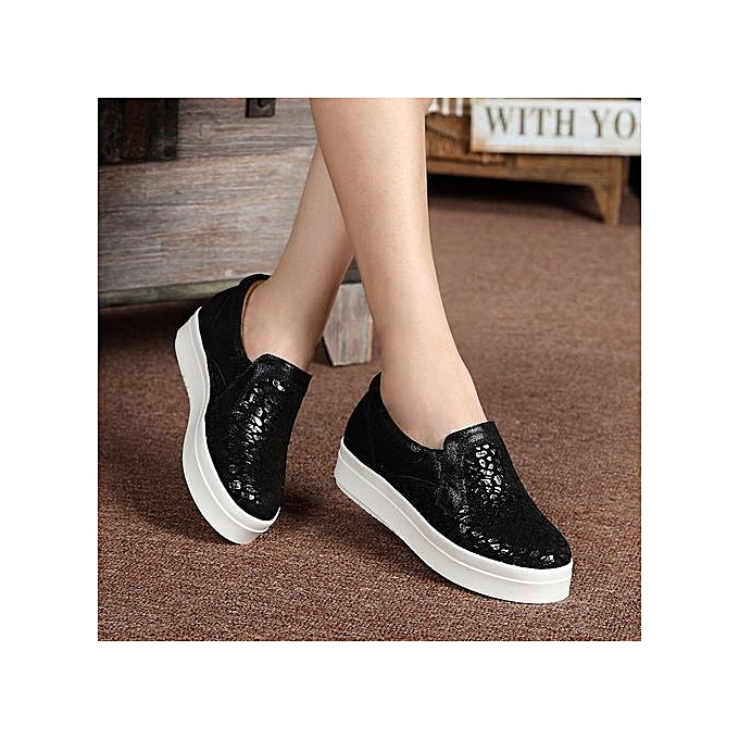 c1a84d3e1cb4 Women Shoes Leather Beanie Flat Shoes Summer Spring Autumn Slip-on Knot  Non-slip