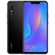 Huawei nova 3i, 4GB+128GB, Dual Back Cameras + Dual Front Cameras, Face & Fingerprint Identification, 6.3 inch Android 8.1 Kirin 710 Octa Core, 4 x Cortex A73 2.2GHz + 4 x Cortex A53 1.7GHz, Network: 4G, Dual SIM(Jet Black)