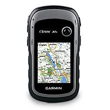 Garmin eTrex 30x GPS Handheld - Black And Brown