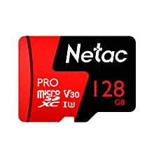 128GB Pro Micro SDXC TF Memory Card Data Storage V30/UHS-I U3 High Speed Up to 98MB/s