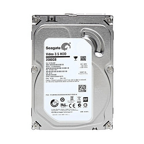Buy Seagate Seagate 2tb Surveillance Hard Disk Drive Best Price