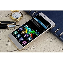 Smartphone Network Mobile 5.5inch TN 540*960 LCD Android MTK6572 Dual SIM Dual Standby-gold