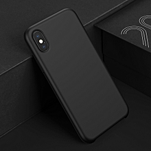 Baseus Primary Liquid Silicone Soft Protective Case for iPhone XS Max(Black)