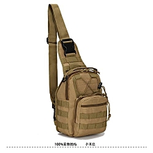 New Item Canvas Single Shoulder Bag Camouflage Field Sports Small Chest Bag-03