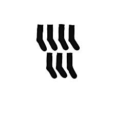 Black Fashionable Socks Set