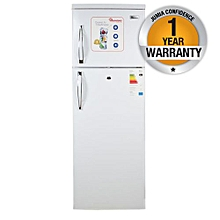 RF/216 - 2 Door Direct Cool Fridge- 213 Litres - White