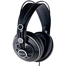 LEBAIQI Superlux HD681F Flat Extended Frequency Professional Monitoring Headphone