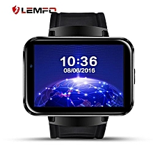 LEMFO LEM4 2.2 Inch Screen GPS Map Weather Checking Smart Watch For Android-black