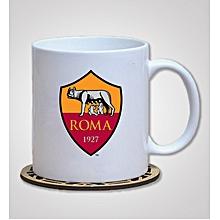 FC Roma Ceramic Mug