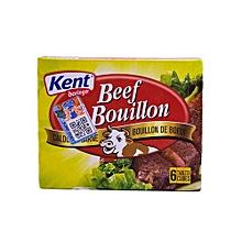 Beef Bouillion Cubes 60 G X 6