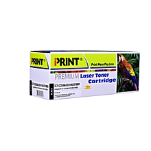 TONER CE410X COMPATIBLE FOR HP TONER BLACK CE410A