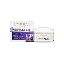 Wrinkle Expert  55+ Anti-Wrinkle Densifying Cream - Night 50ml
