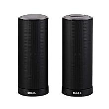 Xtreme Desktop / Laptop Multimedia Speakers - Black