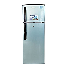 BRD-H275B - Double Door Refrigerator - 10.0 Cu.Ft - 270 Litres - Mettalic Blue