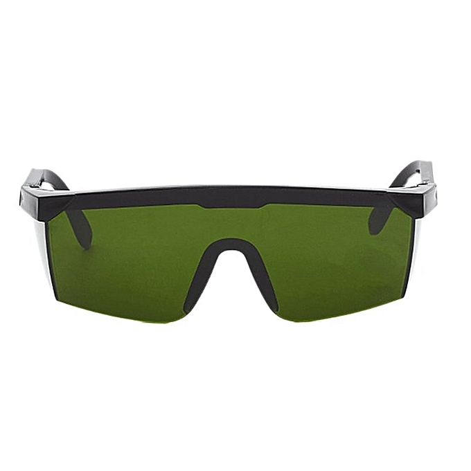 Home-Laser Protect Safety Glasses PC Eyeglass Welding Laser Protective  Goggles Dark Green 9edeb78b97