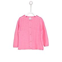 Girl Pink Cardigan