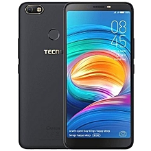 "Camon X - 6.0"" - 32GB - 3GB RAM - 16MP Camera - (Dual SIM) black black"