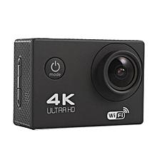 Soocoo F60 Sport Action Camera 4K WiFi Allwinner V3 Chipset OV4689 16.0MP HD Image Sensor For Outdoor Activities Black