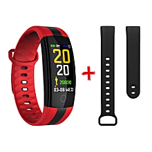 Calorie Blood Pressure Exercise Heart Rate Pedometer Smart Watch
