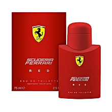 Scuderia Ferrari Red For Men EDT – 75ml