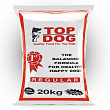 Top Dog Uncooked - 20kg