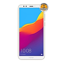 Honor 7C, 3GB + 32GB (Dual SIM), Gold