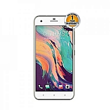 "Desire 10 Pro - 5.5"" - 64GB - 4GB RAM - 20MP Camera - Dual SIM - 4GLTE – White"