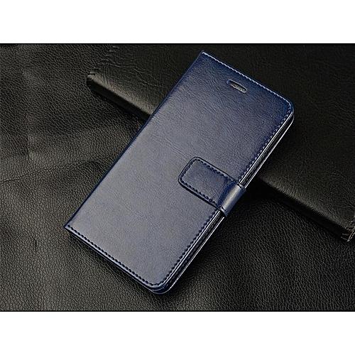 online retailer a6ea8 b111a Leather Flip Cover Wallet Cover Case For ASUS Zenfone 2 ZE551ML