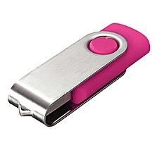 32GB Swivel USB 2.0 Flash Memory Stick Pen Drive Storage Thumb U Disk Pink