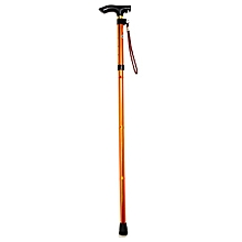 Folding Walking Trekking Hiking Stick Travel Crutch