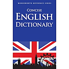 Concise English Dictionary (Wordsworth Reference Series)
