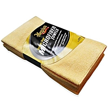 Supreme Shine Micro Fibre Towel-3 Pack