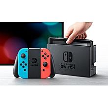 Nintendo Switch Console Neon Joy-on