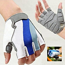 Cycling Racing Motorcycle MTB Bike Bicycle Glove GEL Sport Half Finger Gloves