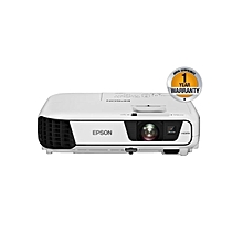 EB-X31 Versatile & Mobile Projector -  3LCD Technology - White....