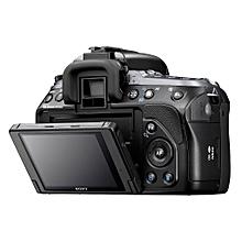 Alpha DSLR-A550 14.2MP Camera (Body Only)