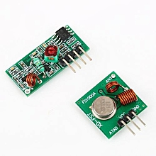 RF Transmitter And Receiver Link Kit For Arduino/ARM/MC U Remote Control